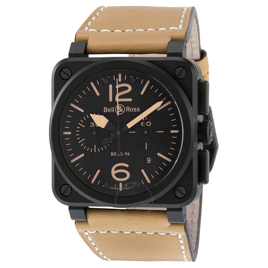 Bell Ross Men's BR03-94 Watch