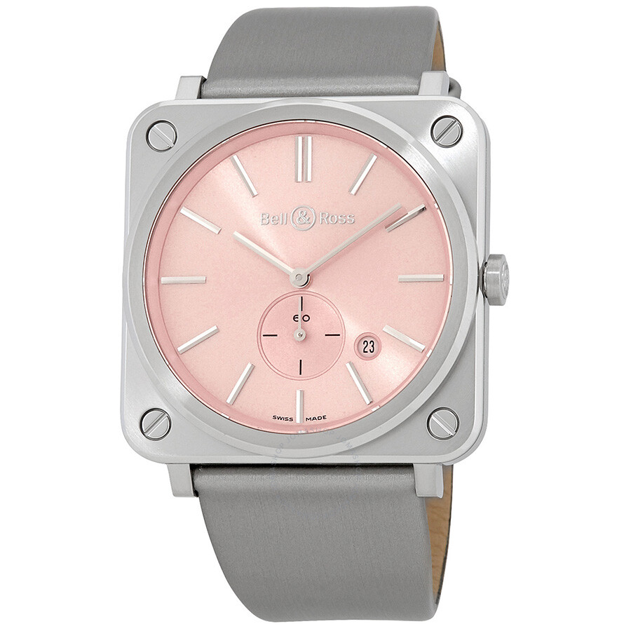 Ross BRS Dial Watch Bell Pink and PK STSCA Sunray Novarosa