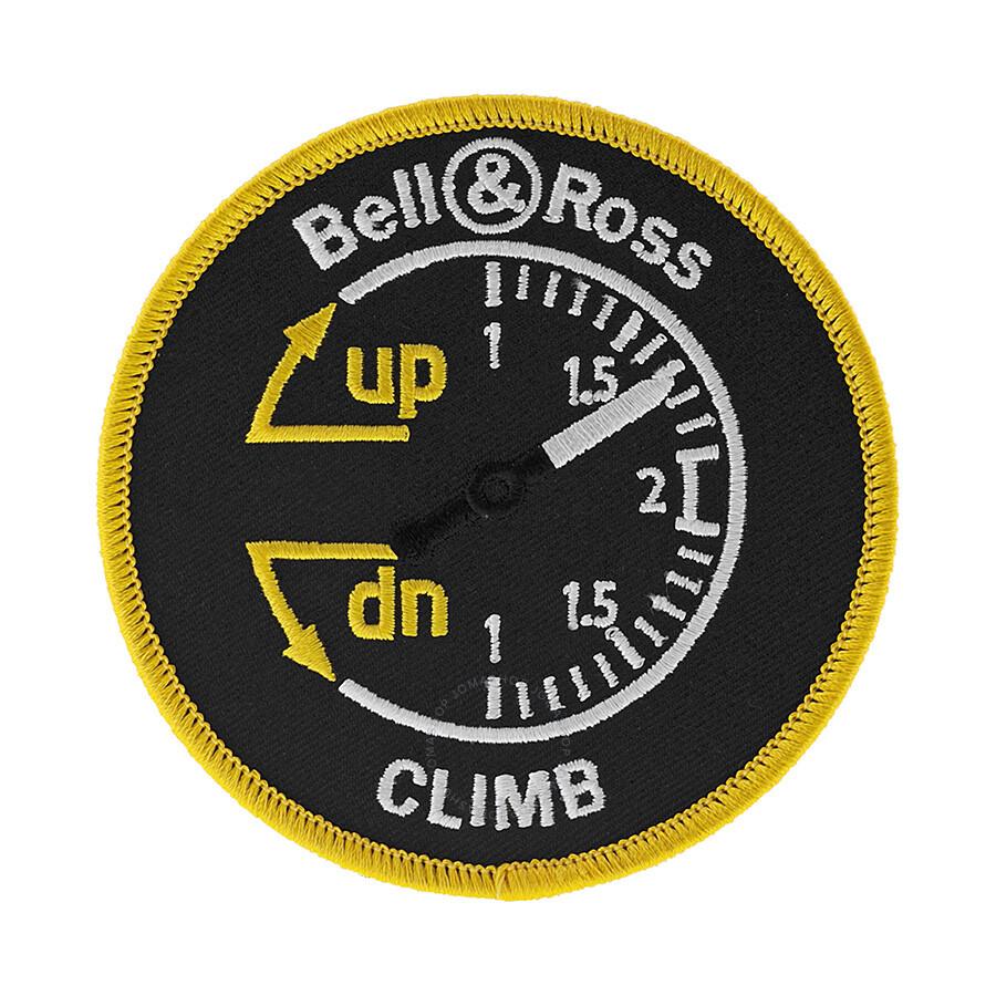 best service 1cca0 71ed9 Bell & Ross Flight Intruments Men's Watch BR0197-CLIMB