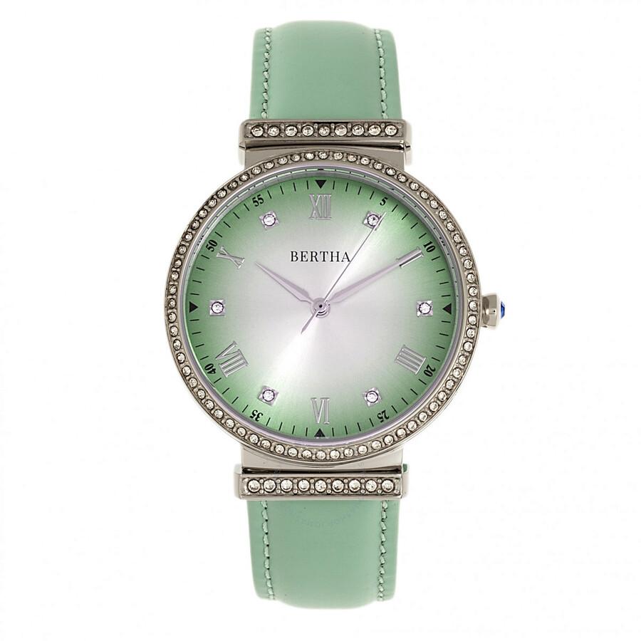 Allison Quartz Crystal Ladies Watch BR9302