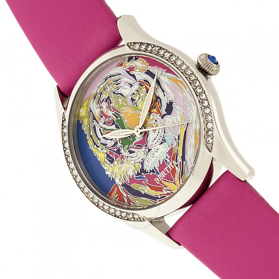Annabelle Tiger Quartz Crystal Ladies Watch BR9203