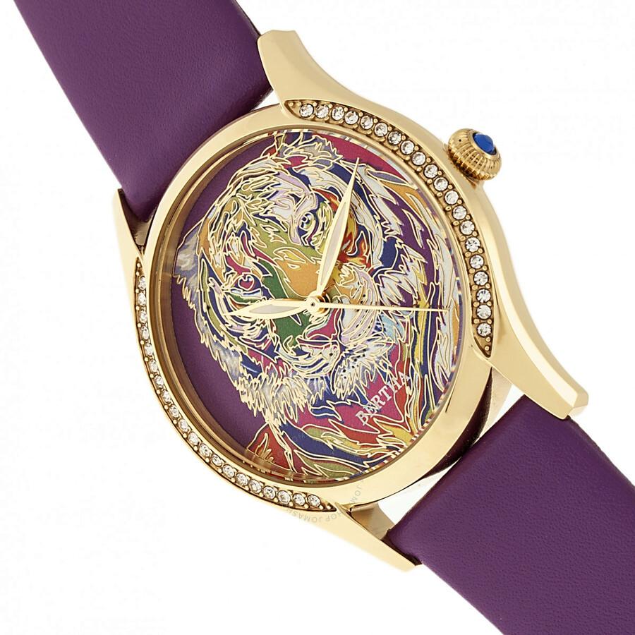 Annabelle Tiger Quartz Crystal Ladies Watch BR9204