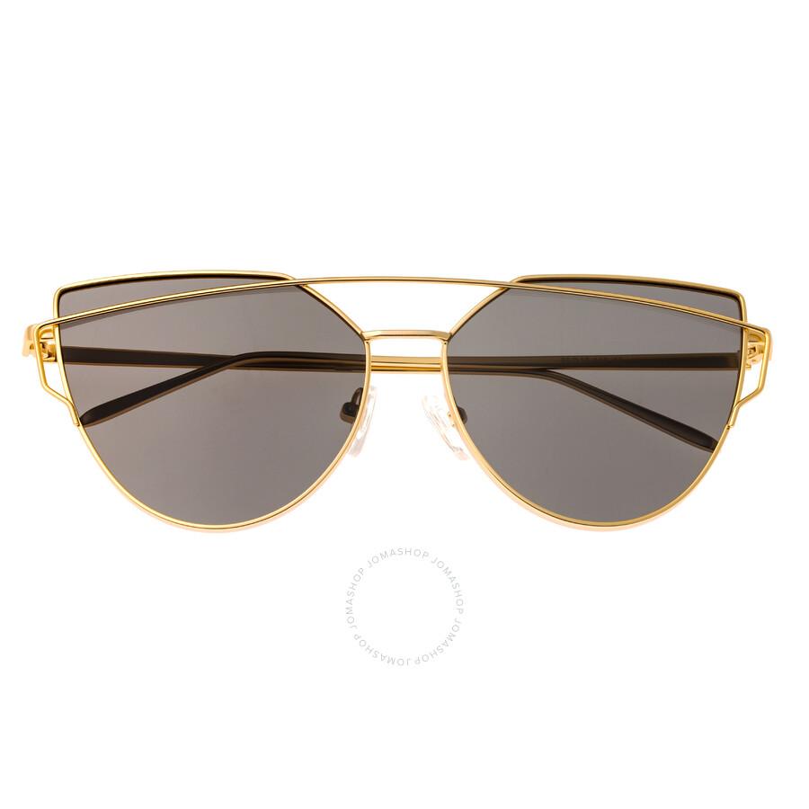 1930530a5bf8 Bertha Aria Black Cat Eye Ladies Sunglasses BR025BL - Bertha ...