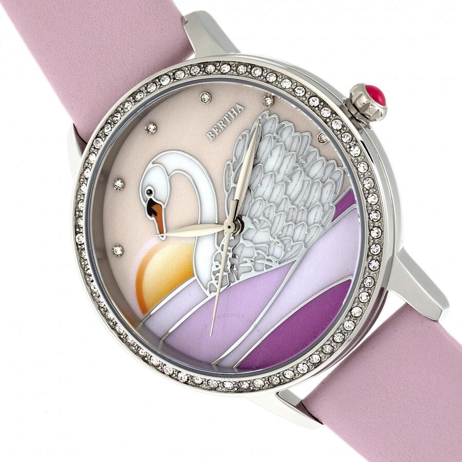 Grace Quartz Crystal Ladies Watch BR9002