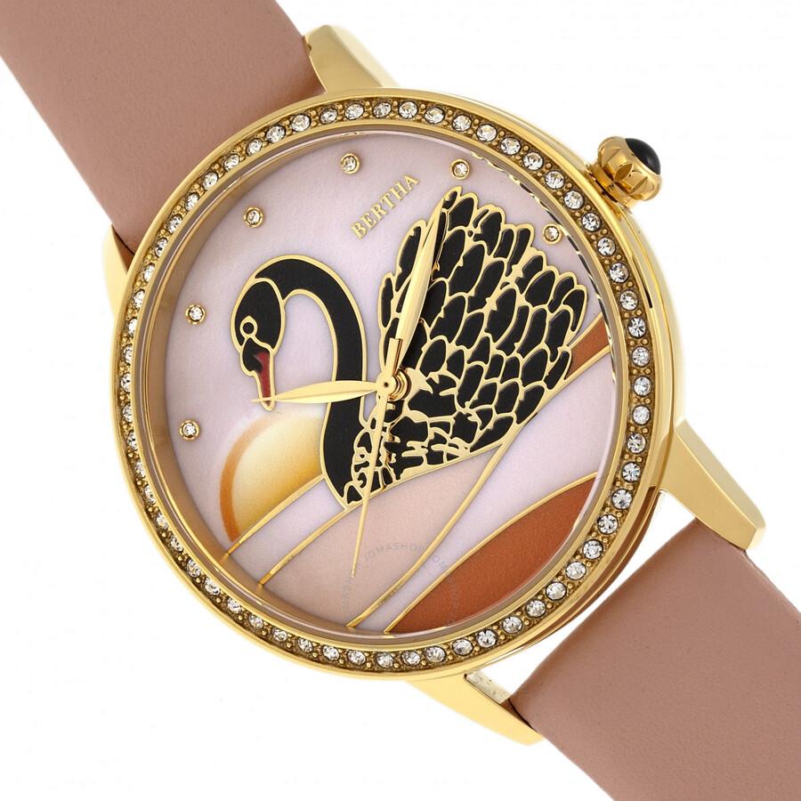 Grace Quartz Crystal Ladies Watch BR9004