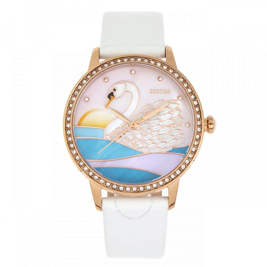 Grace Quartz Crystal Ladies Watch BR9005