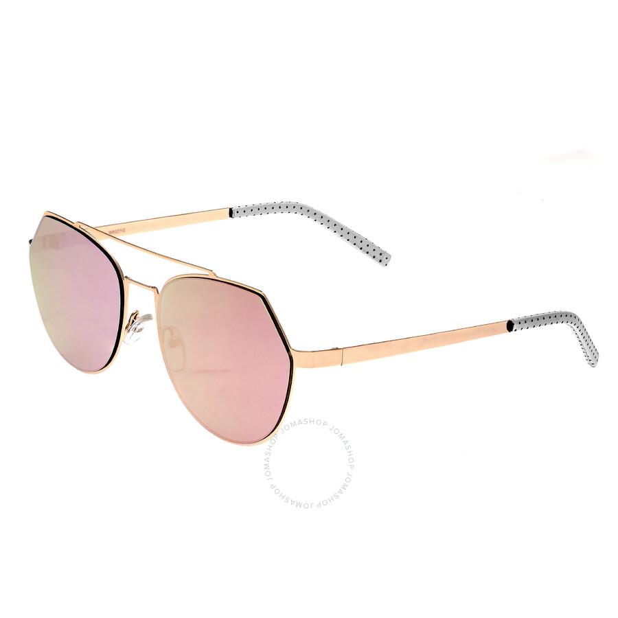 d4b9080c5e Bertha Hadley Pink Cat Eye Sunglasses BR021RG - Bertha - Sunglasses ...