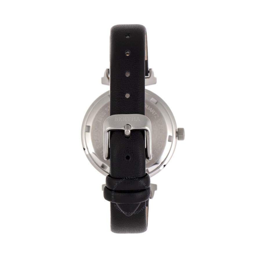 Jasmine Quartz Black Dial Ladies Watch BR9601