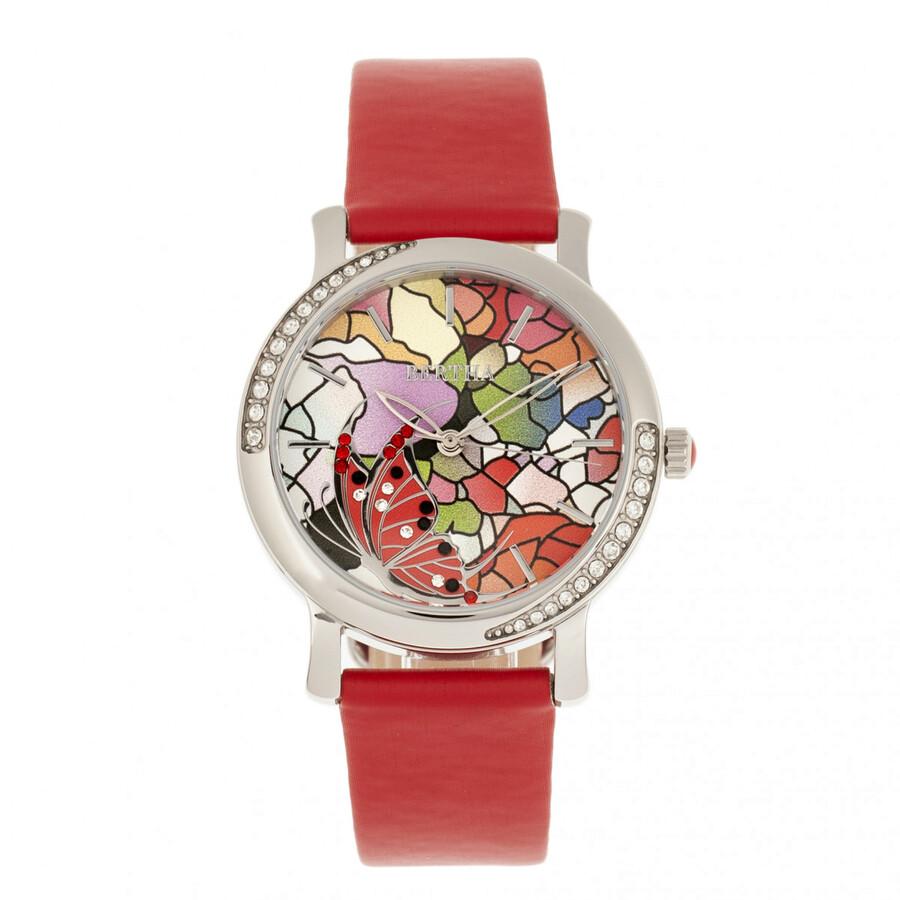 Vanessa Crystal Mosaic Dial Ladies Watch BR8702