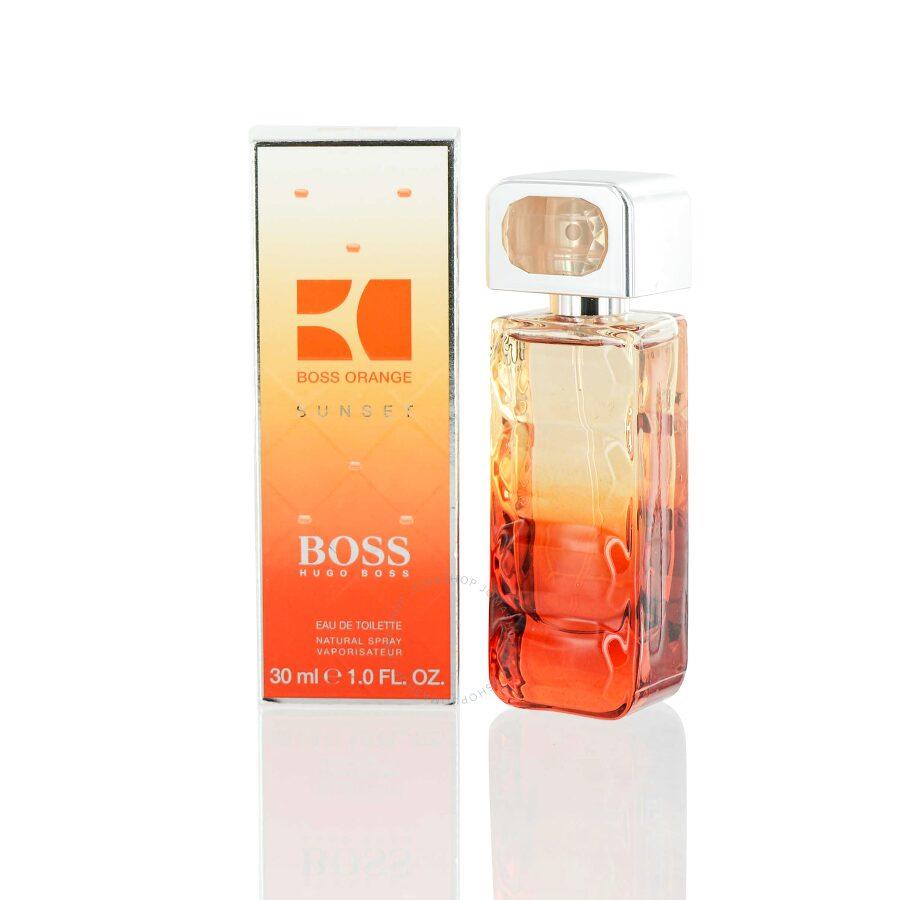 Boss Orange Sunset By Hugo Boss Edt Spray 10 Oz W Ladies Eau De