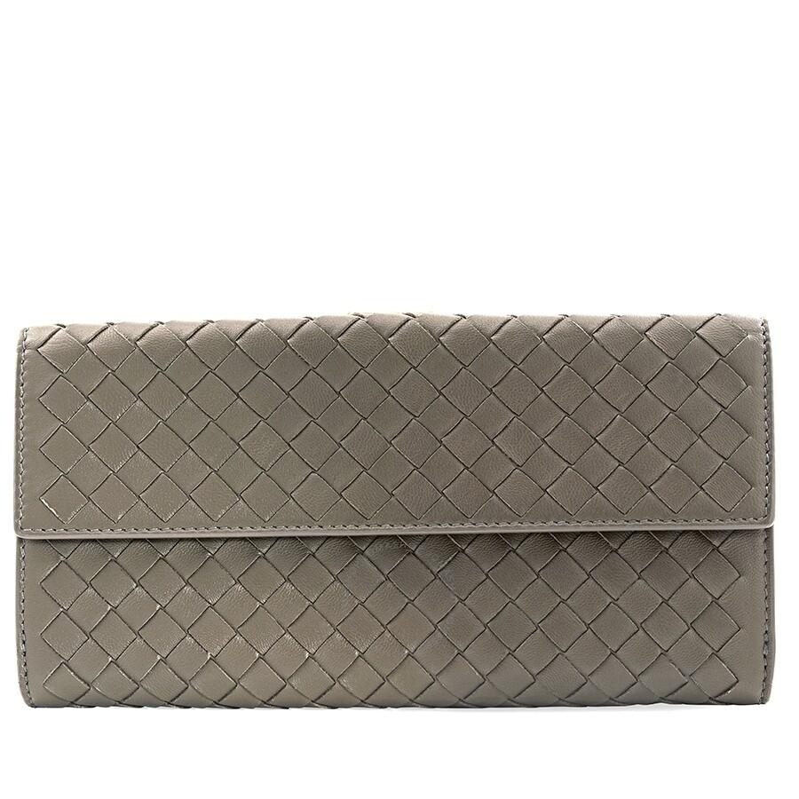 fda2d462db Bottega Veneta Continental Wallet Item No. 134075 V001N ST