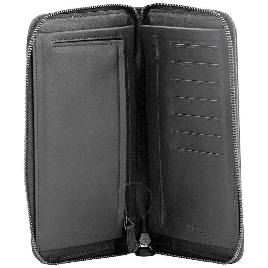 Bottega Veneta Document Case- Dark Grey - Bottega Veneta - Handbags ... c5fc5eecd524a