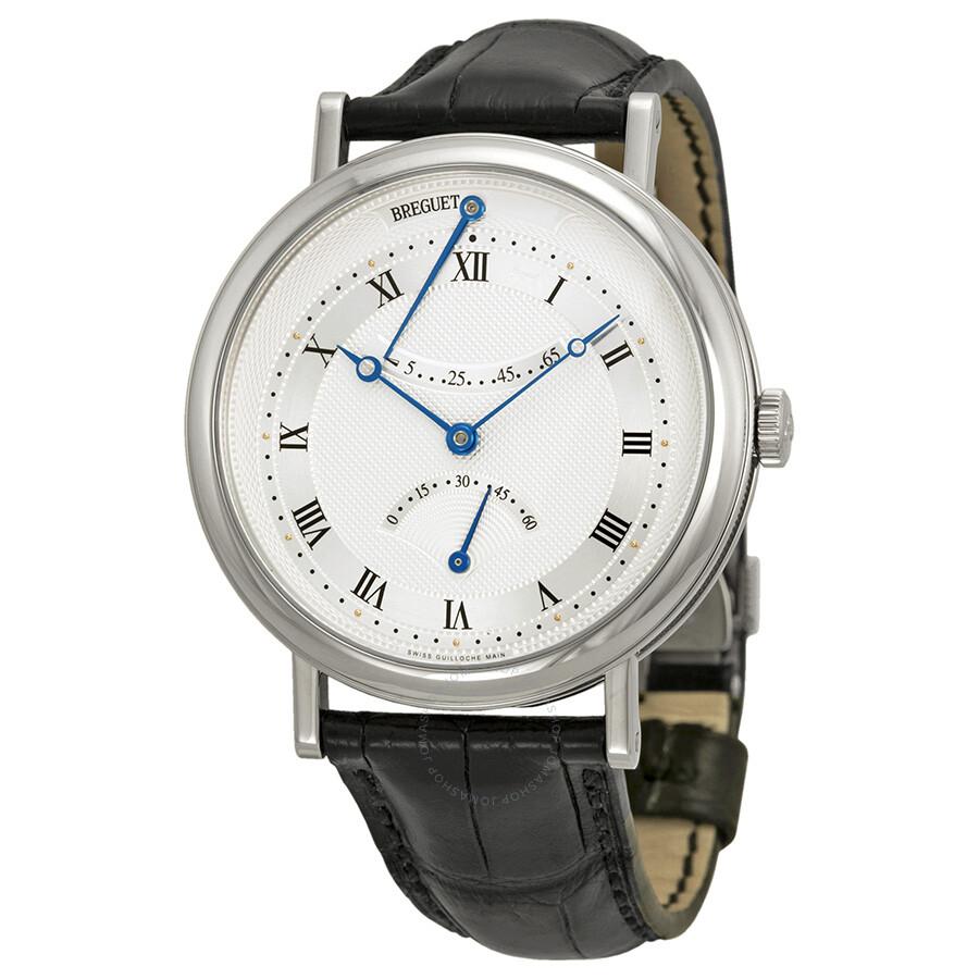 Breguet Classique breguet classique automatic ultra slim silver dial ...