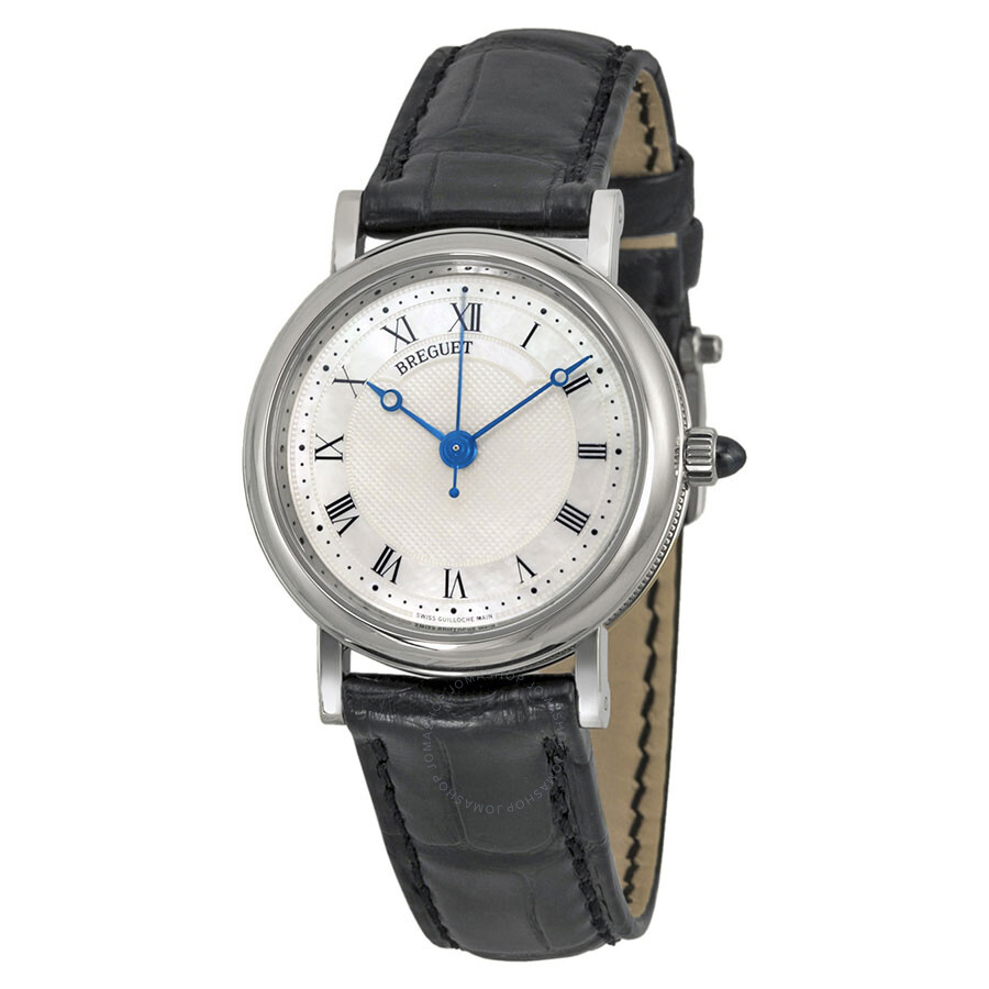 breguet classique of pearl 18kt white gold