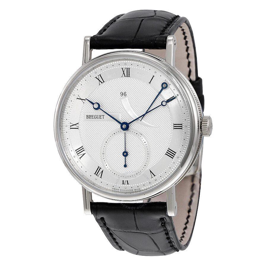breguet classique silver s 5277bb129v6