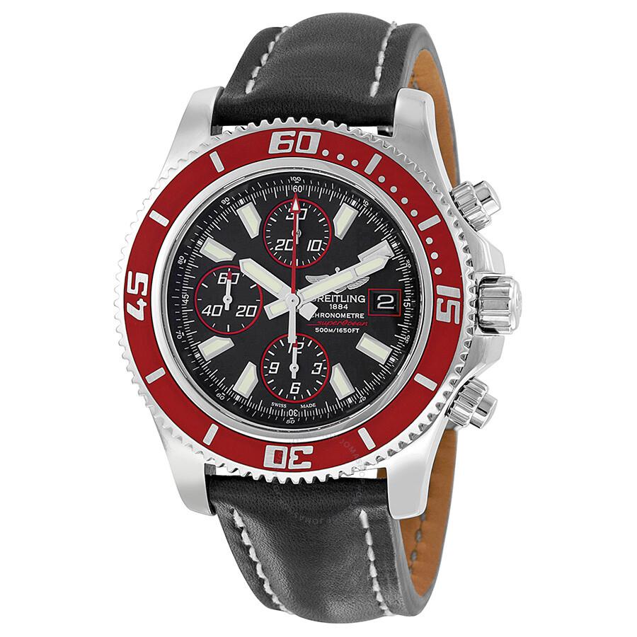 cdd6438d744 Breitling Aeromarine Superocean 44 Chronograph Automatic Men s Watch  A13341X9-BA81 ...