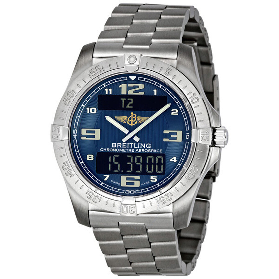 breitling aerospace analog digital s e7936210