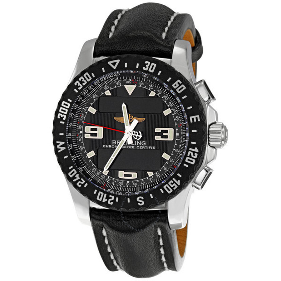 Professional - Breitling Airwolf Raven - a78364