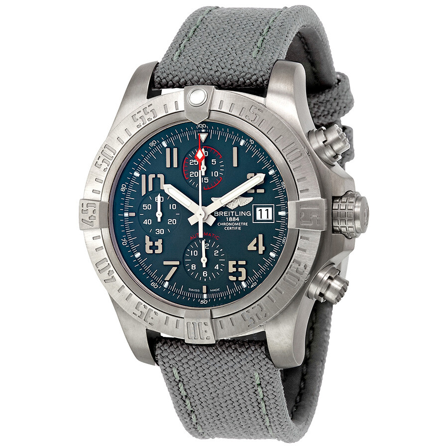 Breitling avenger bandit automatic men 39 s watch e1338310 m534 109x a20basa 1 avenger avenger for Avengers watches