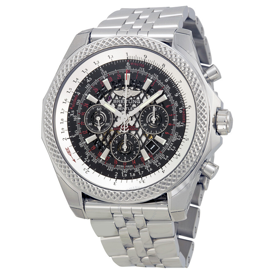 91e486e42fc Breitling Bentley B06 Automatic Men s Watch AB061112-BC42SS Item No.  AB061112 BC42 - 990A