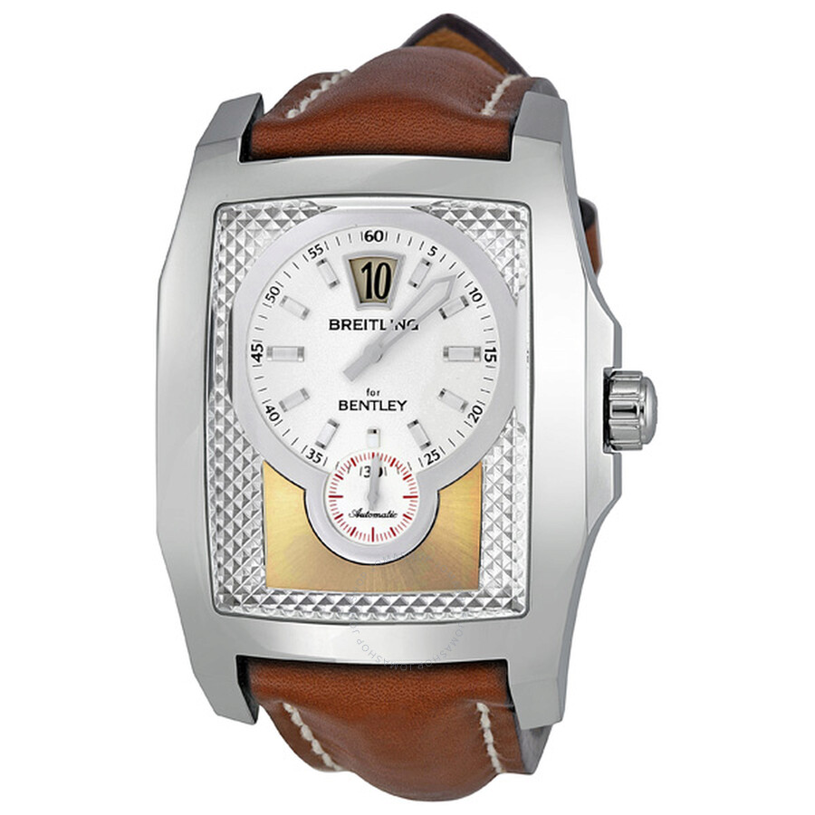 breitling bentley flying b automatic jumping hour silver dial breitling bentley flying b automatic jumping hour silver dial men s watch a2836212 h522brlt