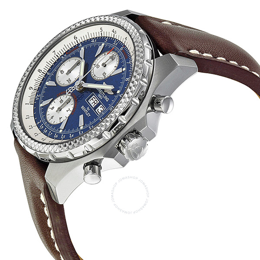 Breitling Bentley GT Racing Chronograph Automatic Blue
