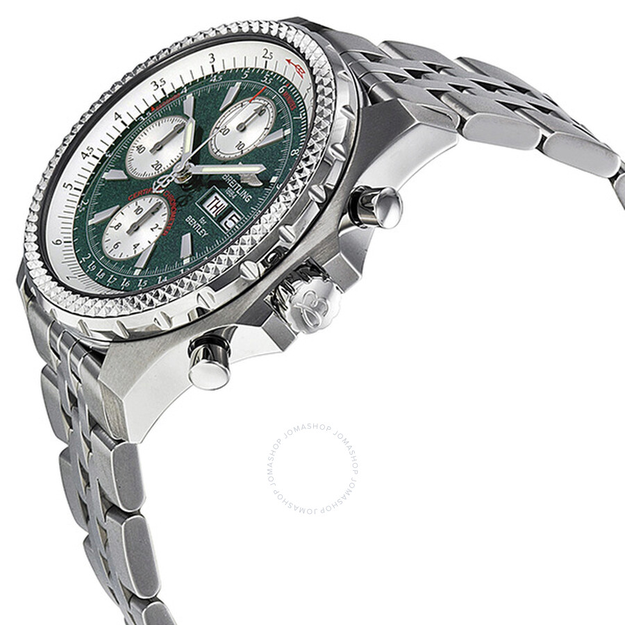Breitling Bentley GT Racing Chronograph Automatic Green