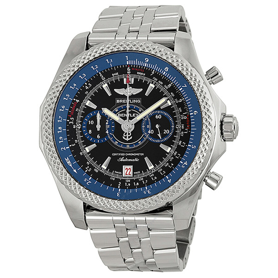 Breitling Bentley Supersports Automatic Chronograph Men's