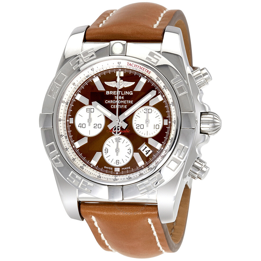 breitling chronomat automatic watch