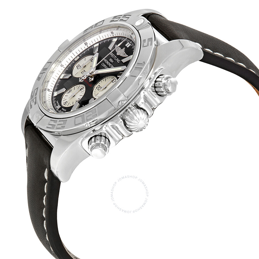 new style e9f45 06fdb Breitling Chronomat 44 Chronograph Automatic Chronometer Men's Watch  AB011012/B967