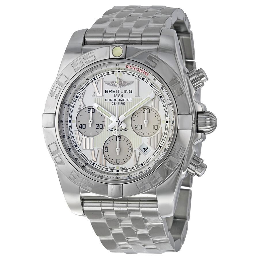 Breitling chronomat men 39 s watch ab011012 g676ss chronomat chronomat breitling watches for Watches breitling