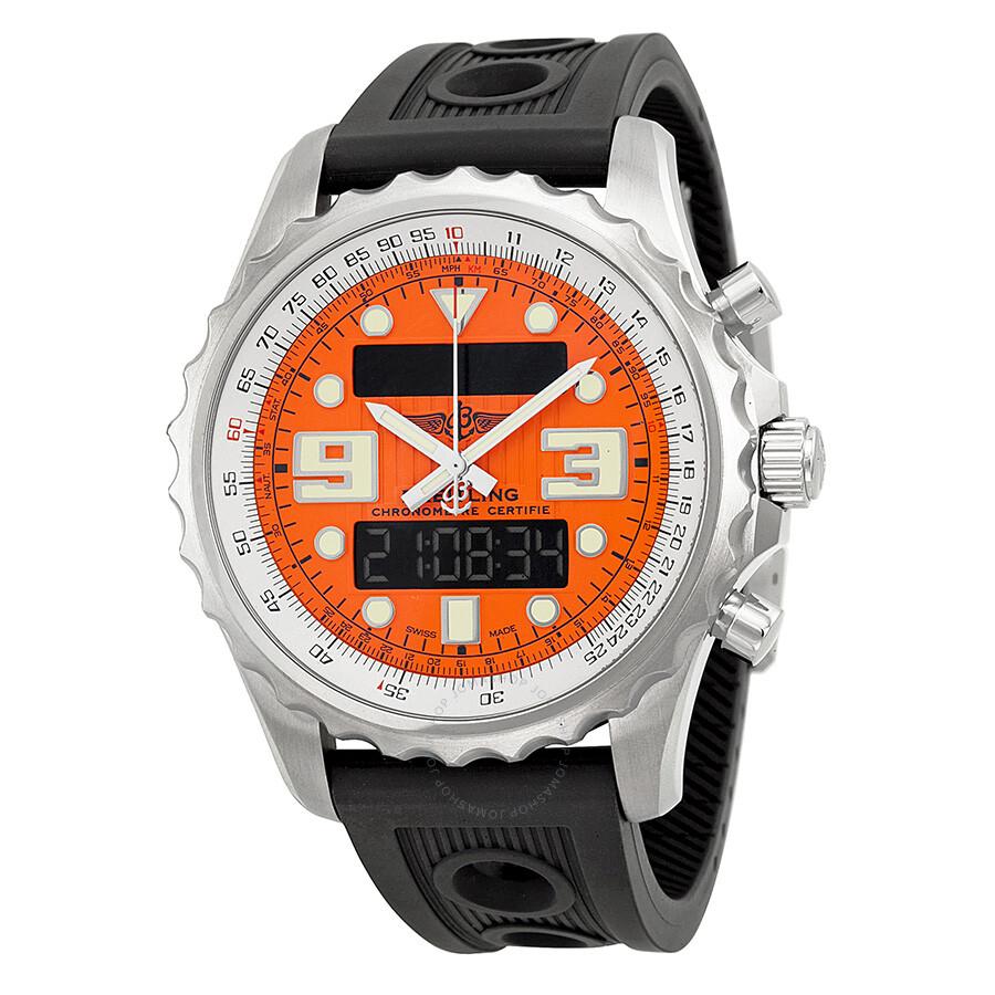 Orange non diver watches - Orange dive watch ...