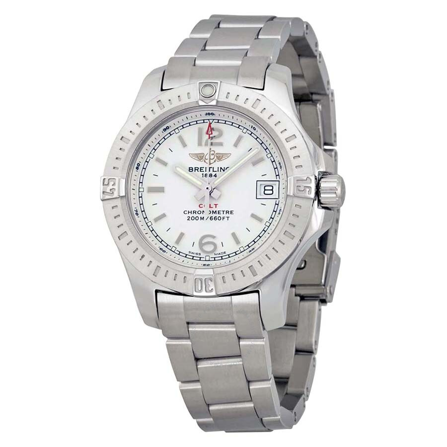 Breitling Colt Ladies Watch A7738811-G793SS Item No. A7738811-G793-175A 666b5e50a31