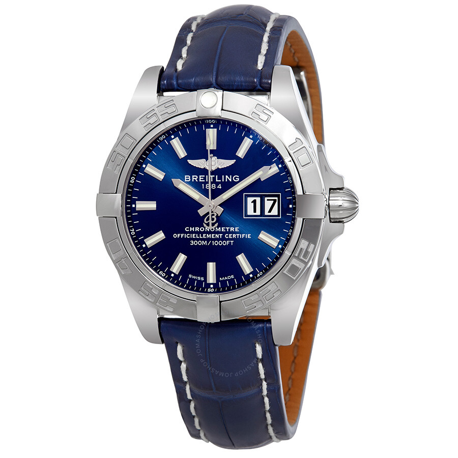 Breitling galactic automatic men 39 s watch a49350l2 c929 719p a18d 1 galactic 41 galactic for Breitling automatic