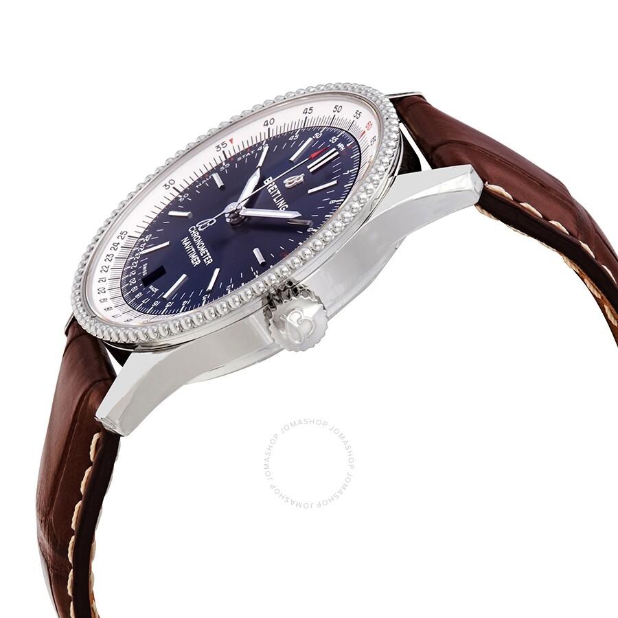 Breitling Navitimer 1 Automatic Chronometer Blue Dial Men S Watch A17325211c1p2