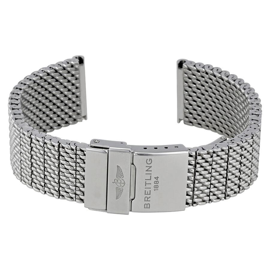 13a5bcc7e98 Breitling Ocean Classic Stainless Steel Bracelet