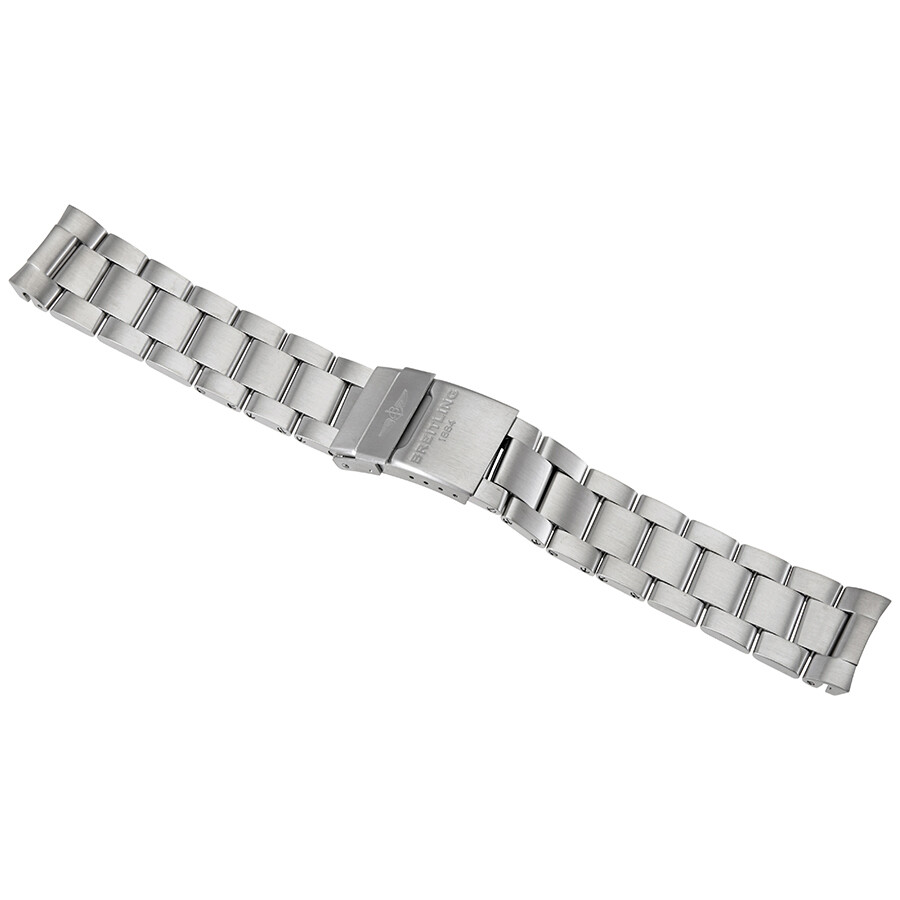 9c5a33c4a38 Breitling Professional III Brushed Steel Bracelet 22-20mm Item No. 173A