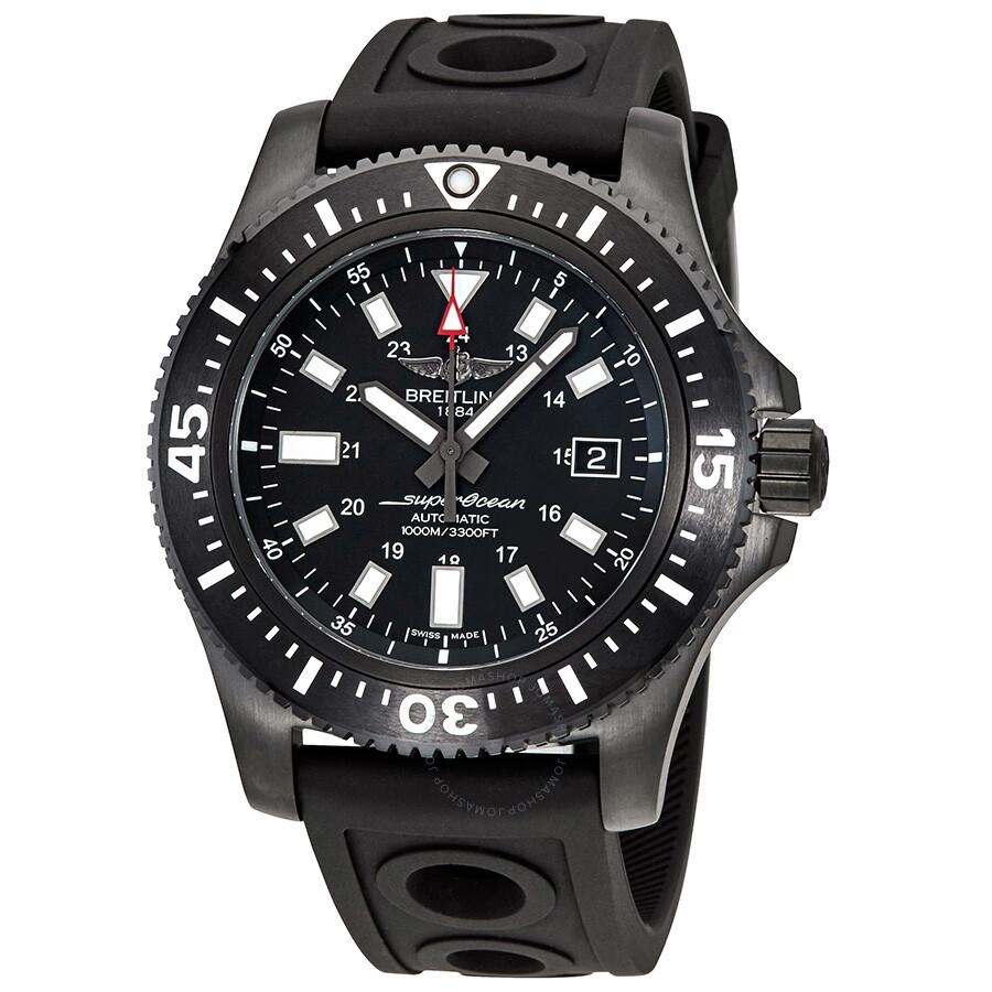 c219eb3c5fd Breitling Superocean 44 Automatic Men s Watch M1739313-BE92BKORT Item No.  M1739313-BE92-227S-M20SS 1