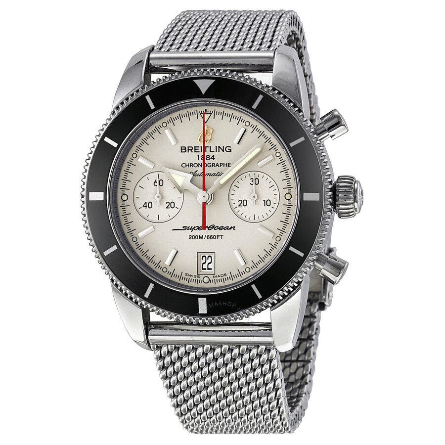 breitling superocean heritage chronograph review