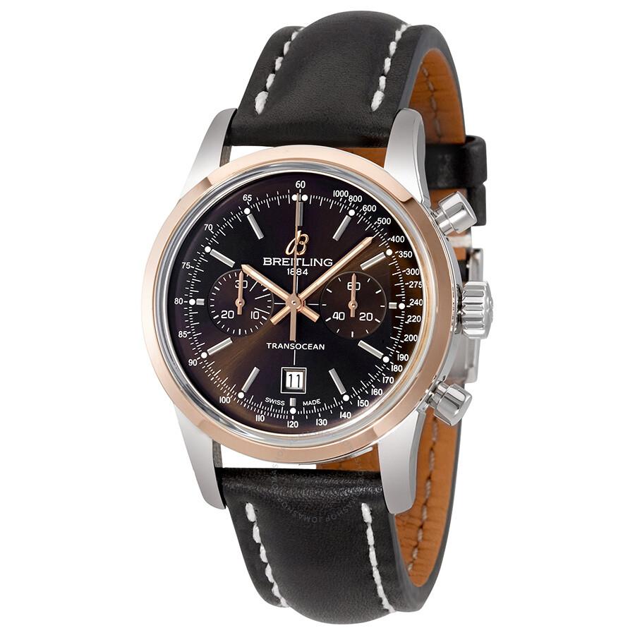 Breitling transocean chronograph automatic men 39 s watch u4131012 q600 428x a18ba 1 transocean for Breitling automatic