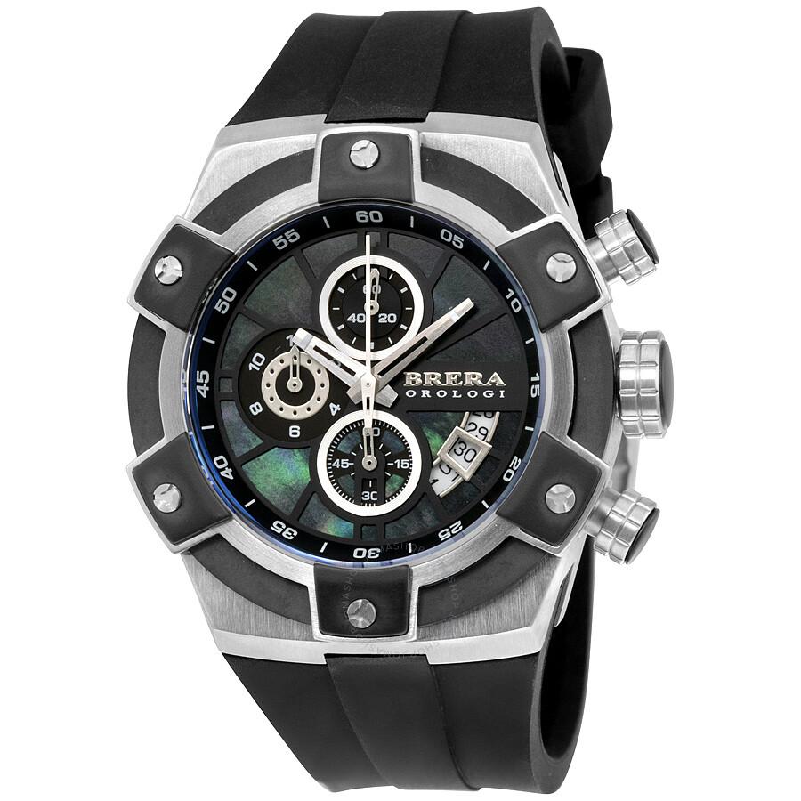 brera orologi federica chronograph s bwfe1sbkssn