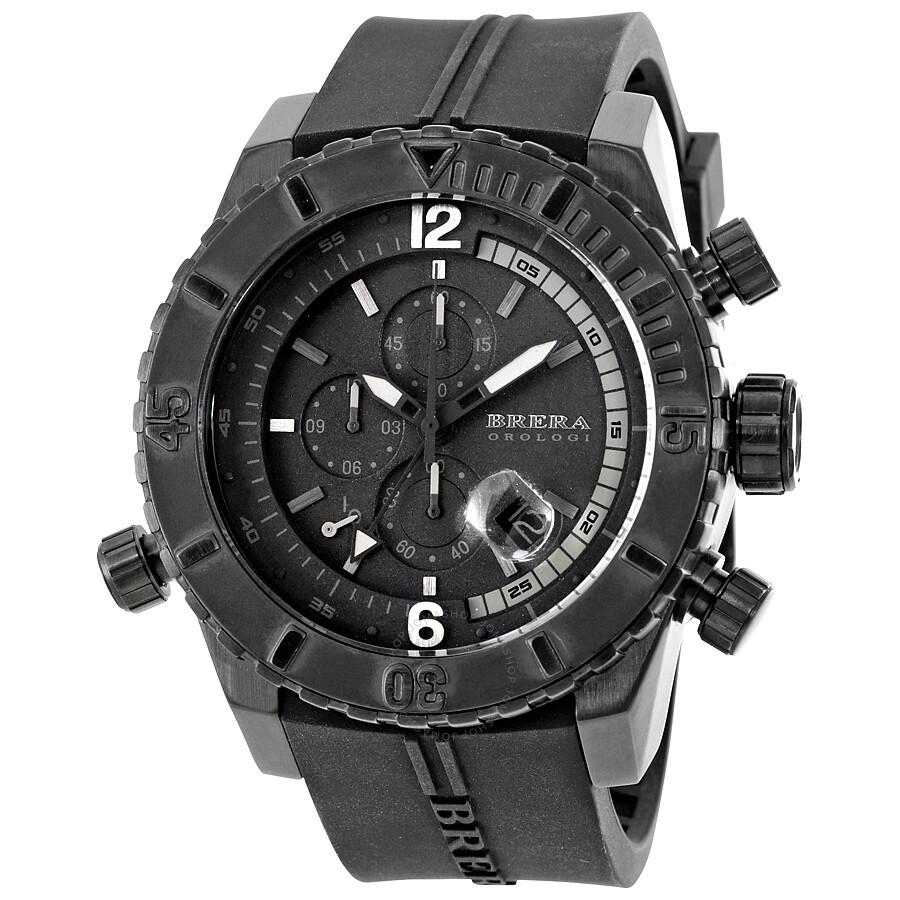 Brera orologi sottomarino diver chronograph men 39 s watch for Sottomarino italia