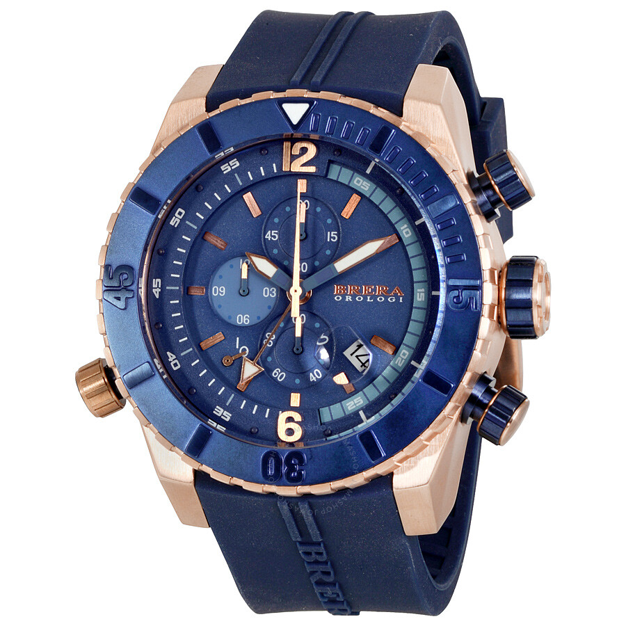 Brera Orologi Sottomarino Diver Chronograph Men's Watch ...