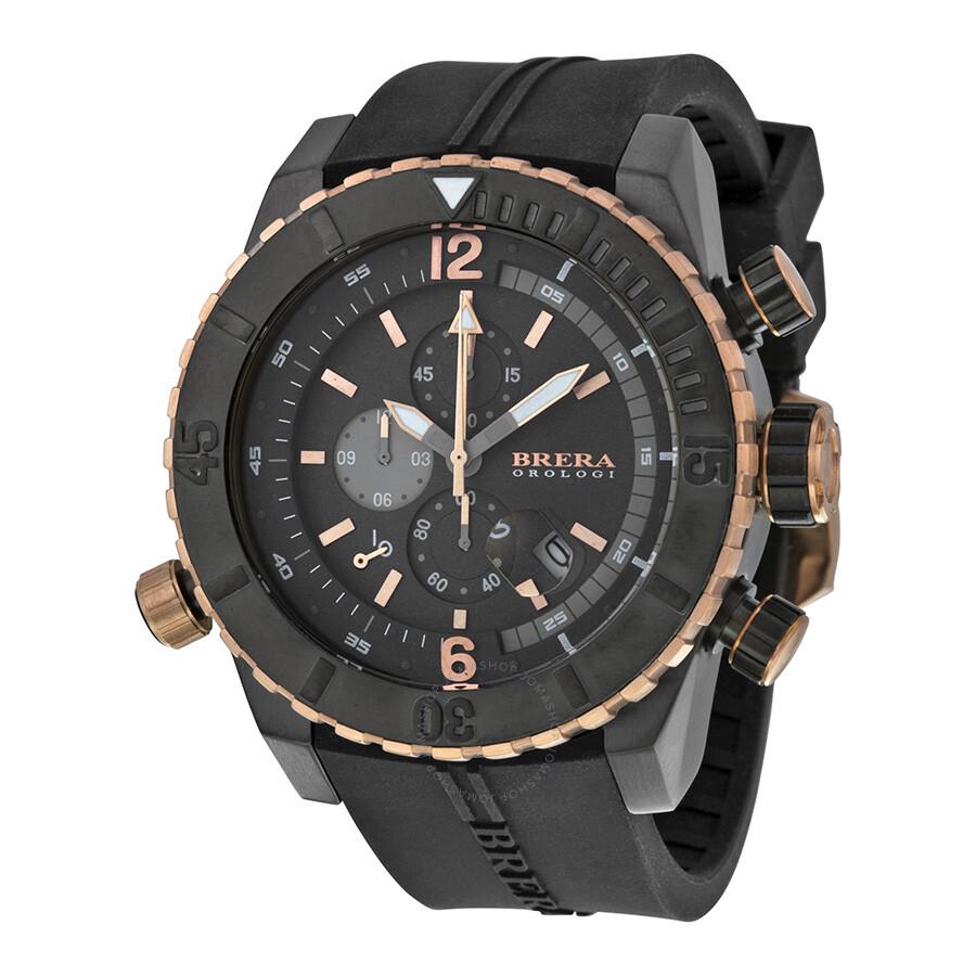 e294bdd806c Brera Orologi Sottomarino Diver Chronograph Men s Watch BRDVC4704 ...