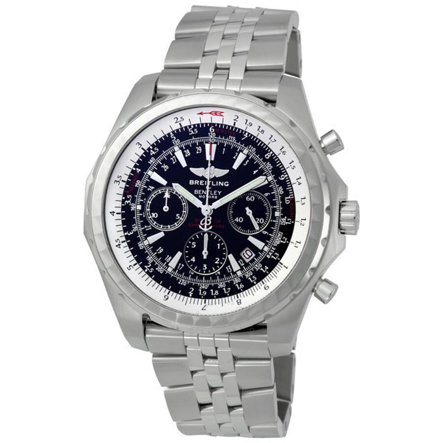 Breitling Bentley Motors T Men's Watch A2536313-B686SS