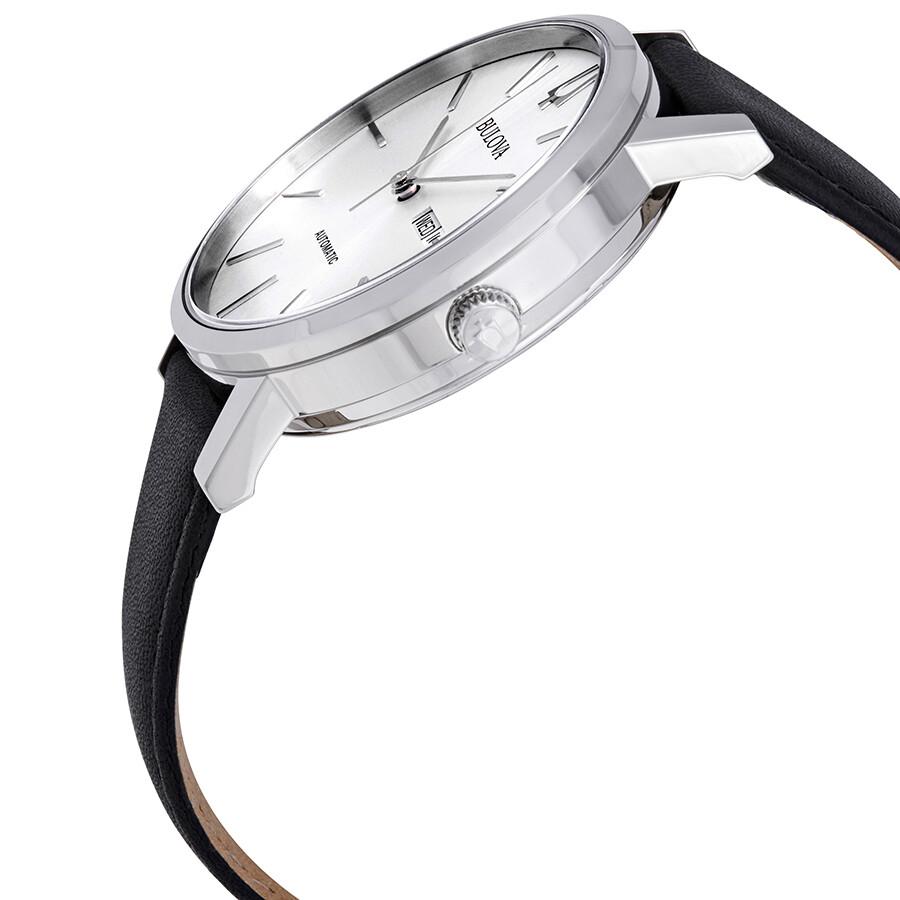 311a836f4 Bulova Classic Automatic Silver Dial Men's Watch 96C130 - Classic ...