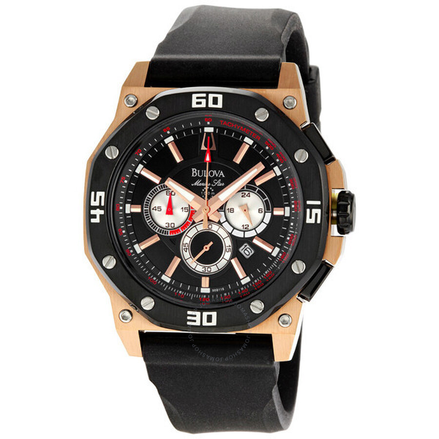 91308324770 Bulova Marine Star Men s Watch 98B118 - Marine Star - Bulova ...