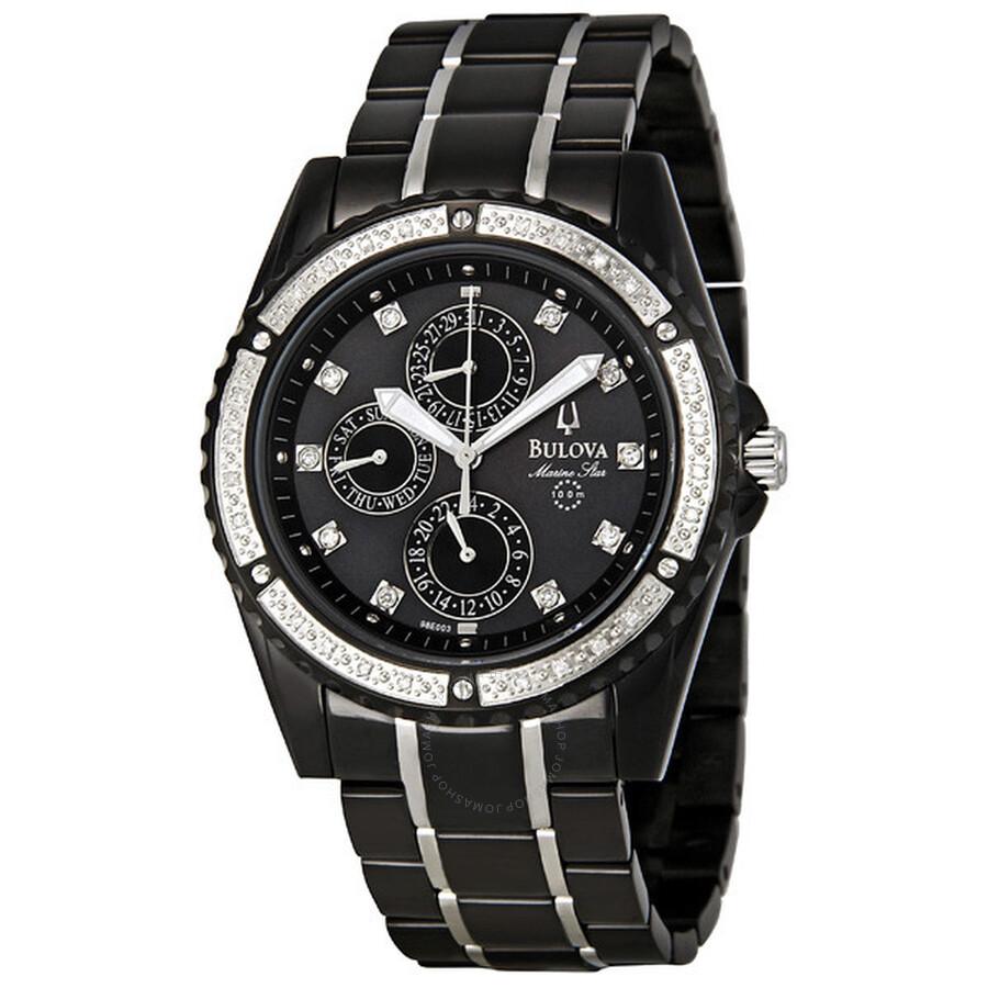 2e4f831a5a8 Bulova Marine Star Men s Watch 98E003 - Marine Star - Bulova ...