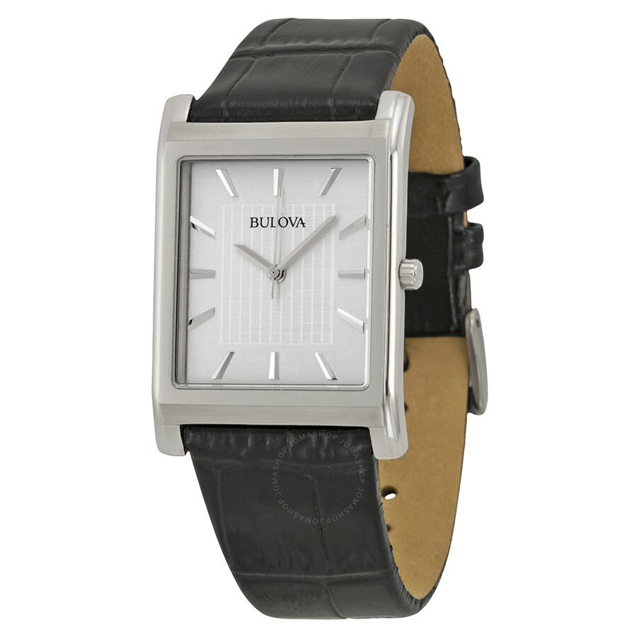 Bulova Men's Dress Bracelet Watch 96A23 ...