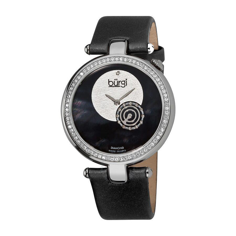 burgi accented black bur042bk